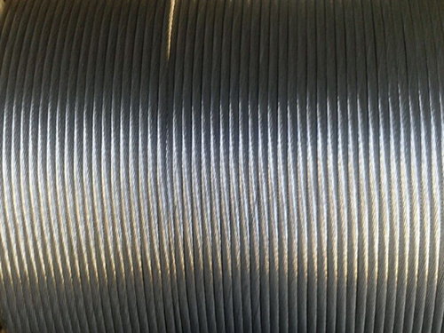 铝包钢芯铝绞线